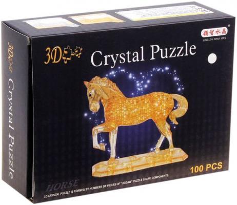 Пазл 3D Shantou Gepai Лошадь 100 элементов 9018