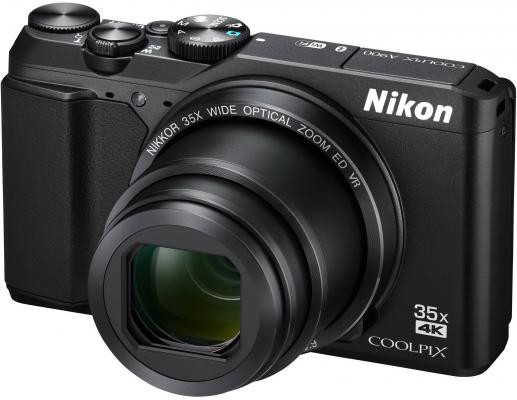 Фотоаппарат Nikon Coolpix A900 20.3Mp 35x Zoom черный