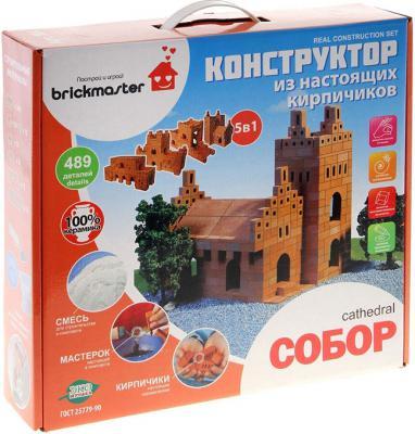 Конструктор Brickmaster Собор 489 элементов