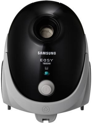 Пылесос Samsung SC5241 сухая уборка чёрный серый