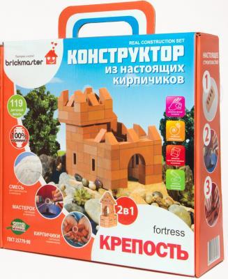 """Конструктор Brickmaster """"Крепость"""" 119 элементов"""