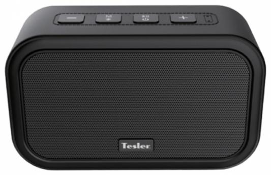 Портативная акустика Tesler PSS-444 черный