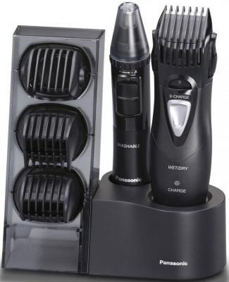 Триммер Panasonic ER-GY10CM520 чёрный триммер panasonic er1410 серый чёрный