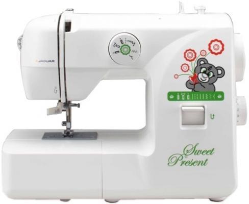 Швейная машина Jaguar Sweet Present белый