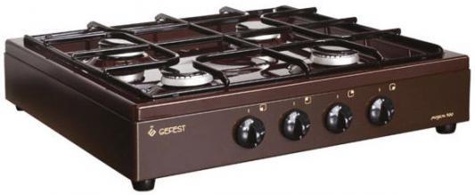 Газовая плитка Gefest 900 К17 коричневый