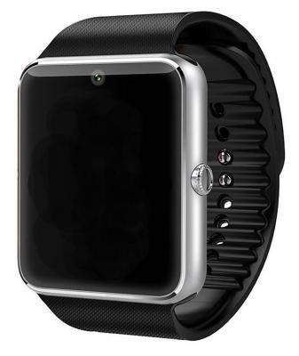 Смарт-часы Colmi GT08 Bluetooth 3.0 серебристый