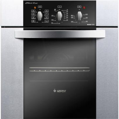 Электрический шкаф Gefest ЭДВ ДА 622-01 Н3 серебристый