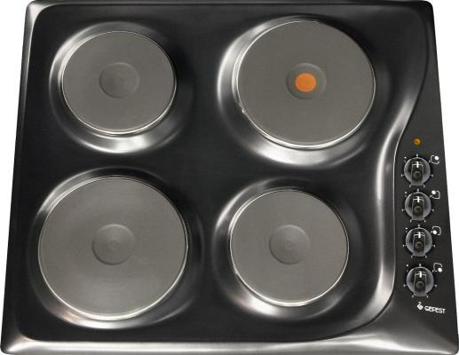 Варочная панель электрическая Gefest ЭС В СВН 3210 К21 черный цена и фото