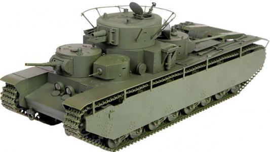 Танк Звезда Советский средний танк Т-35 1:35 зеленый 3667 танк звезда матильда ii британский средний 1 100 6171