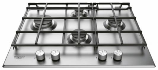 Варочная панель газовая Ariston PKL 641 IX/HA серебристый