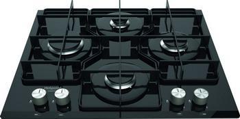 Варочная панель газовая Ariston TQG 642 /HA (BK) RU черный варочная панель газовая ariston pk 640 x серебристый