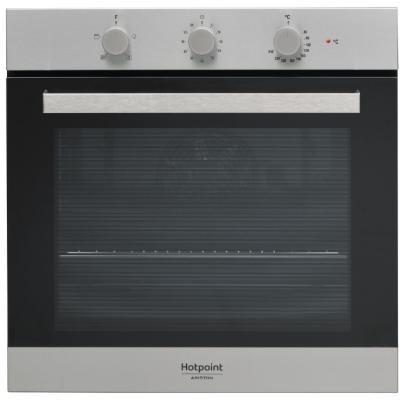 Электрический шкаф Hotpoint-Ariston FA3 230 H IX HA серебристый