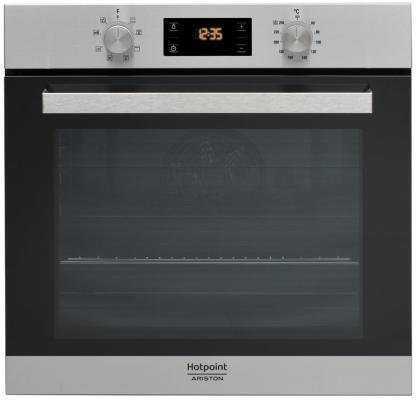 Электрический шкаф Hotpoint-Ariston FA3 540 H IX HA серебристый