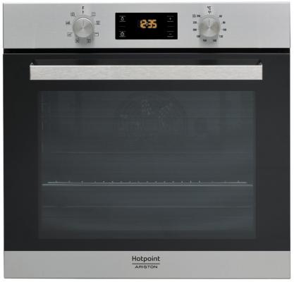 лучшая цена Электрический шкаф Hotpoint-Ariston FA3 540 H IX HA серебристый