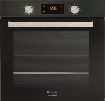 Электрический шкаф Hotpoint-Ariston FA5 841 JH BL черный