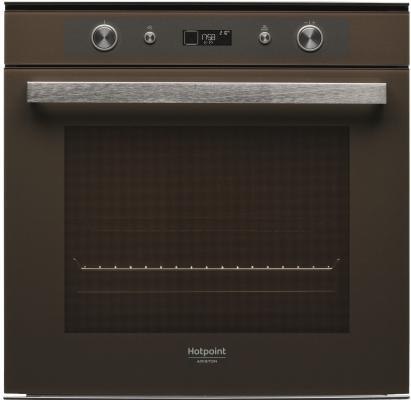 Электрический шкаф Hotpoint-Ariston FI7 861 SH CF HA коричневый