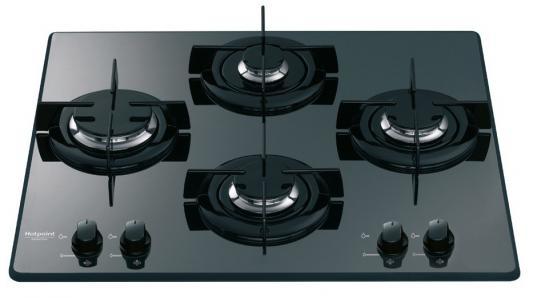 Варочная панель газовая Ariston DD 642 /HA(MR) черный
