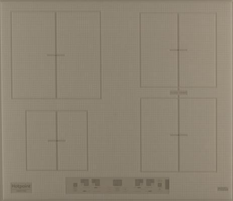 Варочная панель электрическая Ariston KIA 641 B B (DS) бежевый