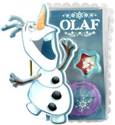 Игровой набор детской декоративной косметики Markwins Frozen Олаф 9606251 2 предмета
