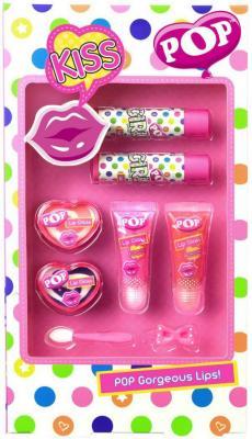 Игровой набор детской декоративной косметики Markwins Pop-Girl - Великолепные губы