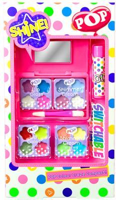 Игровой набор детской декоративной косметики Markwins Switchable