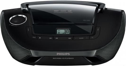 Магнитола Philips AZ1837/12 черный