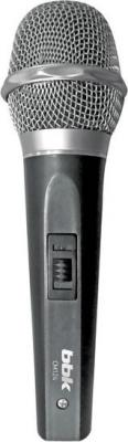 Микрофон BBK CM124 серый микрофон bbk cm132 темно серый