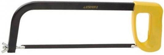 Ножовка Stayer Master по металлу пластмассовая ручка 300мм 1576_z01 ножовка по металлу stayer master 1577 z01