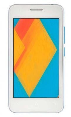 """Смартфон Fly FS407 Stratus 6 синий 4"""" 4 Гб Wi-Fi GPS 3G"""