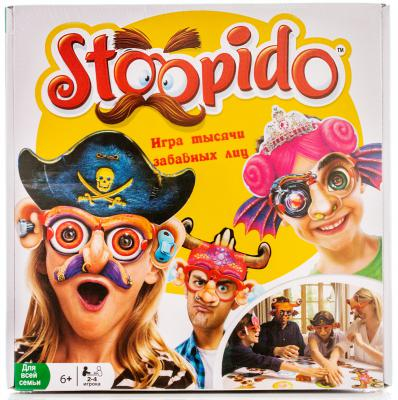Настольная игра Ooba семейная Stoopido 1504