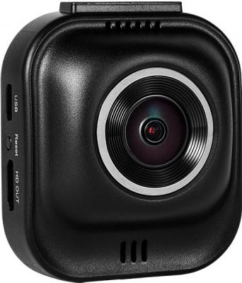 "Видеорегистратор Prestigio RoadRunner 585 2"" 2304x1296 16Мп 160° microSD microSDHC черный"