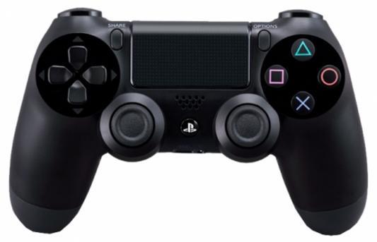 Геймпад SonyDualshock для Sony PlayStation 4 CUH-ZCT2E/R черный
