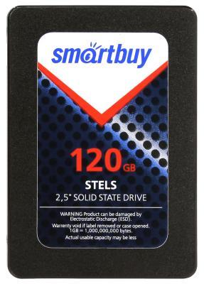Твердотельный накопитель SSD 2.5 120GB Smartbuy Stels SATA SB120GB-STLS-25SAT3