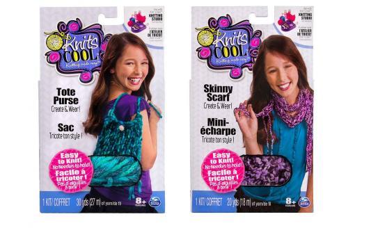 Набор для вязания Knits Cool 778988115794 от 8 лет