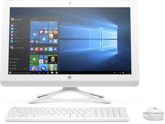 "Моноблок 23.8"" HP 24-g111ur 1920 x 1080 Intel Pentium-J3710 4Gb 1Tb Intel HD Graphics DOS белый Y0Z65EA"