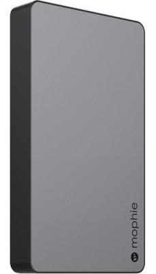 все цены на  Портативное зарядное устройство Mophie PowerStation 6000мАч серый 3559  онлайн