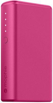 Портативное зарядное устройство Mophie Power Boost 5200мАч розовый 3520