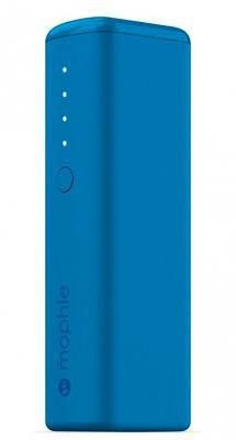Портативное зарядное устройство Mophie Power Boost mini 2600мАч синий 3517