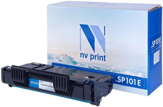 Картридж NVPrint SP101E для Ricoh Aficio SP101E для SP-100/100SF/100SU черный 2000стр картридж nvprint sp110e для ricoh sp 111 111sf 111su черный 2000стр nv sp110e