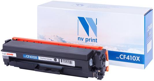Картридж NV-Print CF410X для HP Laser Jet Pro M477fdn/M477fdw/M477fnw/M452dn/M452nw черный 6500стр