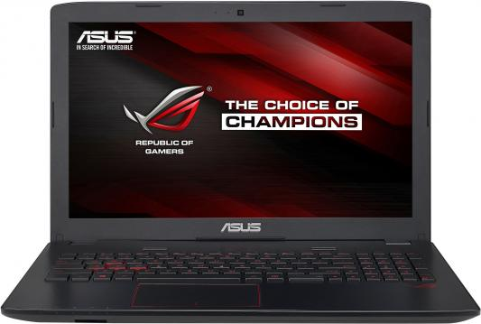 Ноутбук ASUS GL552VW-CN893T 15.6 1920x1080 Intel Core i7-6700HQ 90NB09I3-M11320 samsung rs 552 nruasl