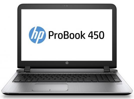 Ноутбук HP 450 G4 15.6 1920x1080 Intel Core i5-7200U Y8B27EA ноутбук hp elitebook 820 g4 z2v85ea z2v85ea