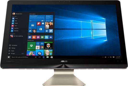 "Моноблок 24"" ASUS Zen AIO PRO Z240ICGK-GK061X 3840 x 2160 Multi Touch Intel Core i7-6700T 8Gb 1Tb nVidia GeForce GTX 960M 2048 Мб Windows 10 Home золотистый 90PT01E1-M08010"
