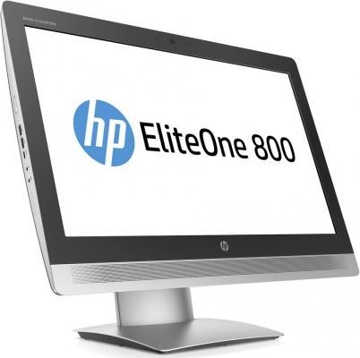 "Моноблок 23"" HP EliteOne 800 G2 All-in-One 1920 x 1080 Intel Core i7-6700 8Gb SSD 120 Intel HD Graphics 530 Windows 10 Professional серый T6C28AW"