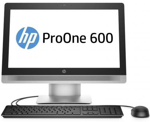 """Моноблок 21.5"""" HP ProOne 600 G2 1920 x 1080 Intel Core i5-6500 8Gb SSD 256 Intel HD Graphics 530 Windows 7 Professional + Windows 10 Professional серебристый черный V6L18EA"""