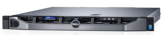 Сервер Dell PowerEdge R330 R330-AFEV-001