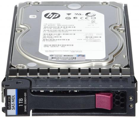 """Жесткий диск 3.5"""" 1Tb 7200rpm HP SAS 507614R-B21"""