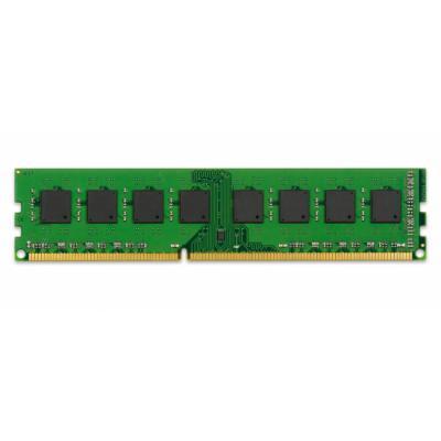 Оперативная память 16Gb PC4-19200 2400MHz DDR4 DIMM ECC Kingston KTH-PL424S/16G оперативная память 16gb pc 19200 2400mhz rdimm dell 370 acnxt