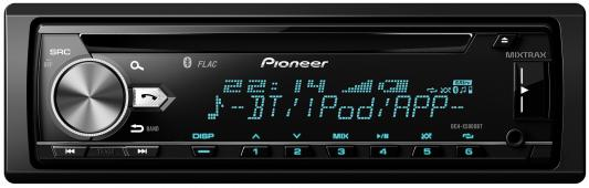 Автомагнитола CD Pioneer DEH-X5900BT 1DIN 4x50Вт