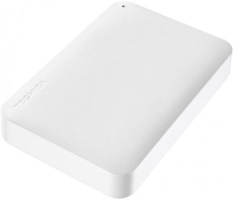 "Внешний жесткий диск 2.5"" USB 3.0 2Tb Toshiba Canvio Ready белый HDTP220EW3CA"